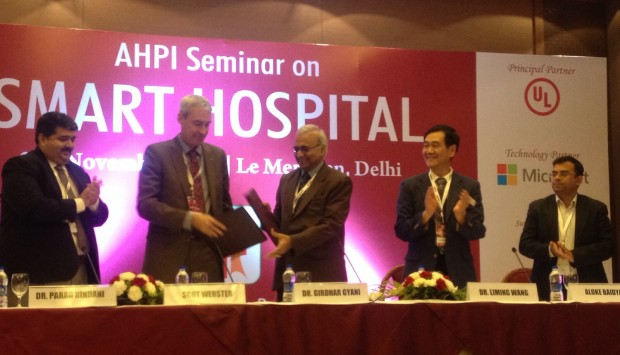 UL signs memorandum of understanding (MOU) with AHPI (2)